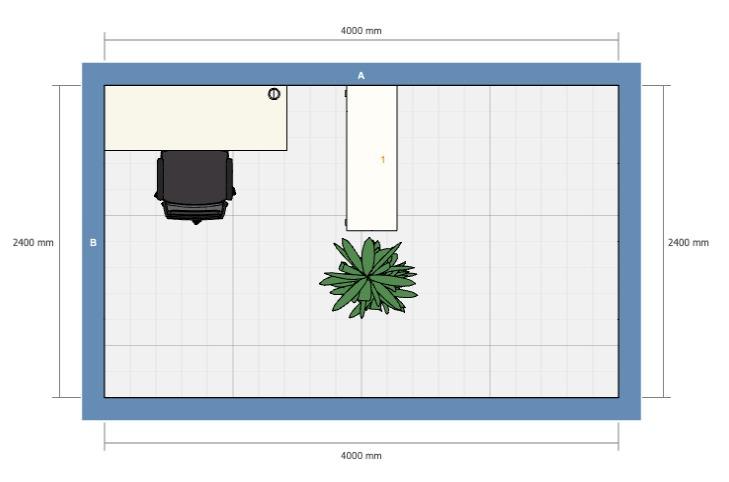 リビングや寝室に「ミニ書斎コーナー」を作るレイアウト(その2)
